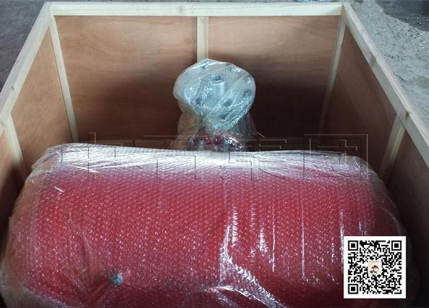 破拱器装箱-中石空气炮