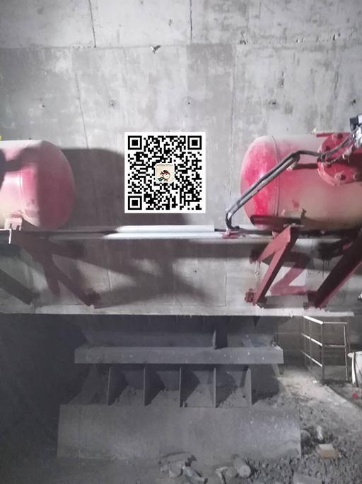 水泥厂清堵装置安装